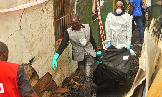 Fire in Liberia School Kills at Least 27 Children