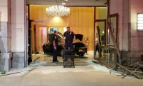 Car Crashes Into Lobby of Trump Plaza in New Rochelle, Several Injuries Reported