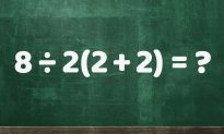 This Math Equation Has Many Scratching Their Heads, Can You Solve It?