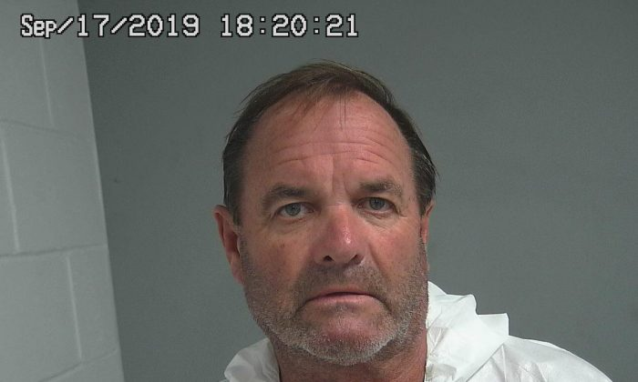 James Yarborough has been arrested for the murder of his wife Karen Yarborough, who was found dead in a Dorchester County forest on Sept. 17, 2019. (Summerville Police Department)