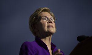 Warren Outlines Plan on 'Restoring Trust' in Judicial System