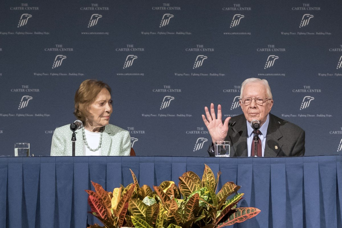 Jimmy Carter: 'Disaster' If Trump Wins in 2020