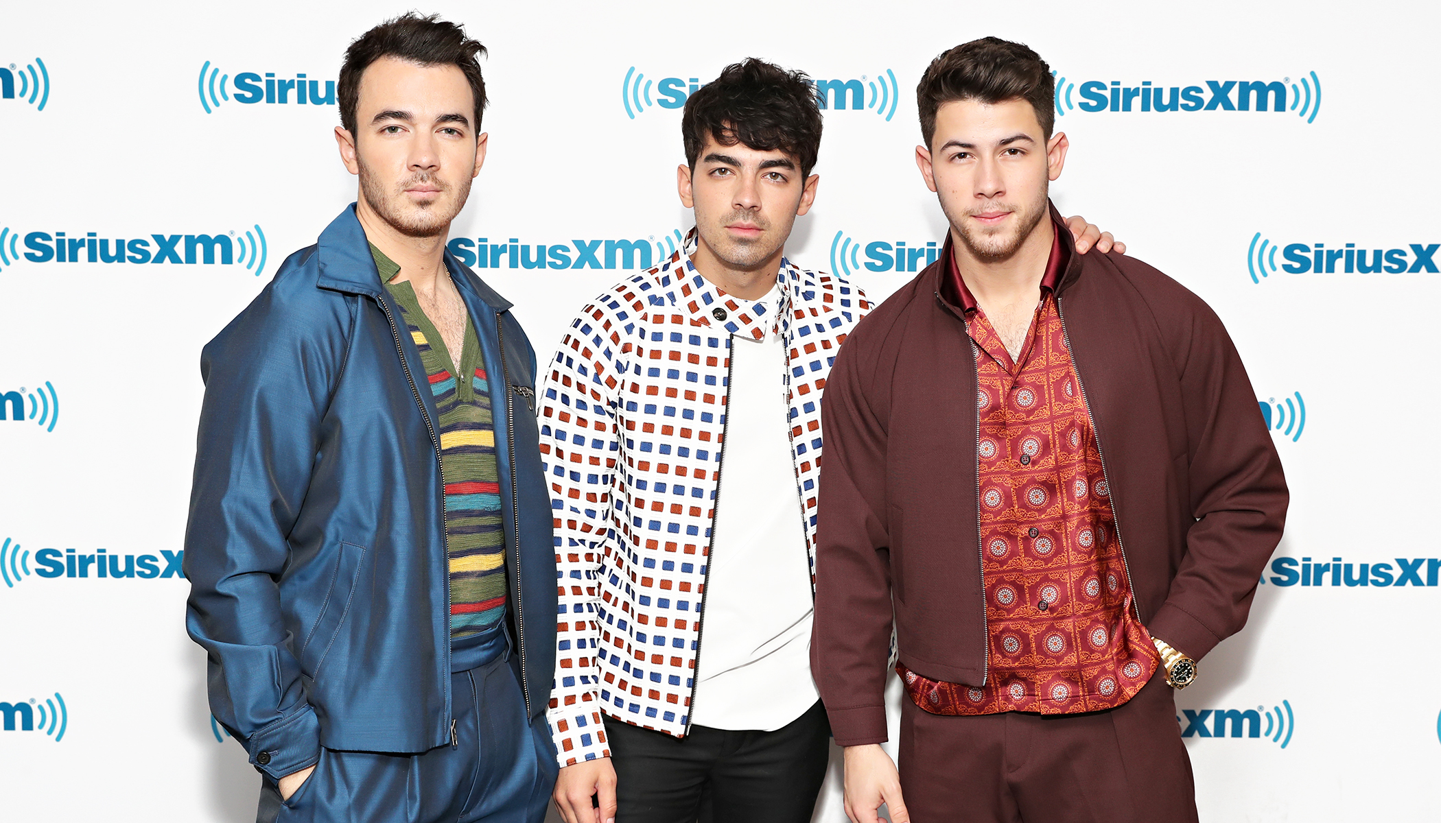 Jonas Brothers Pay Special Visit to Teen Who Missed Their Concert Due to Chemotherapy
