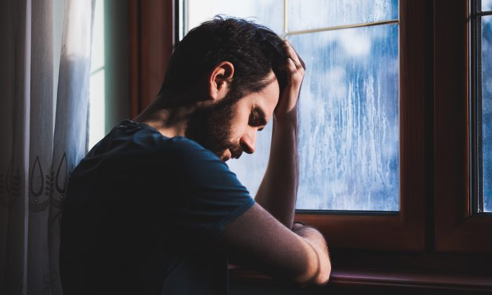 Having some time apart can make it easier to forgive someone, but we don't have this option with ourselves.  (Marjan Apostolovic/Shutterstock)