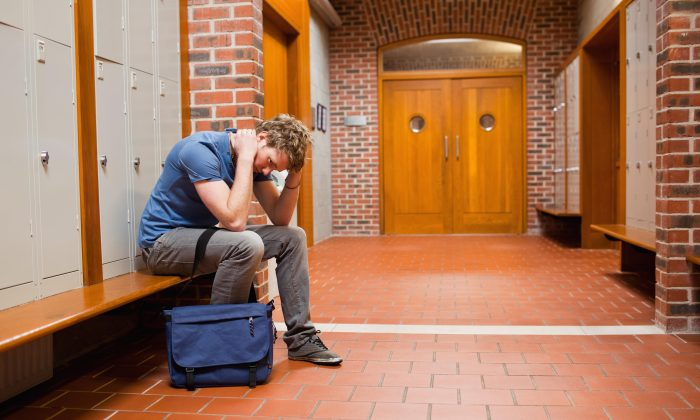 Personal issues can be masked by parents, leaving students unprepared for the challenges of college. (wavebreakmedia/Shutterstock)
