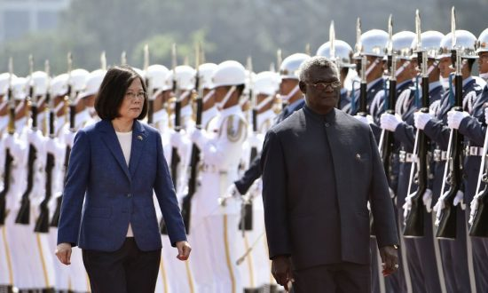 US Officials Speak Out Against Beijing, Solomon Islands After Diplomatic Breakup With Taiwan