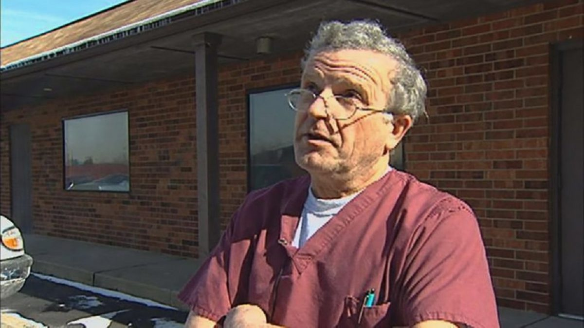 Abortion doctor's widow hadn't set foot in garage in 25 years
