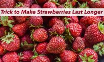 Stop Your Strawberries Going Moldy for 2 Weeks With This Simple Trick