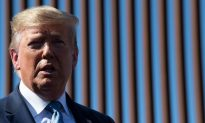 Trump Says Reports About Border Wall Moat With Alligators Is Fake News