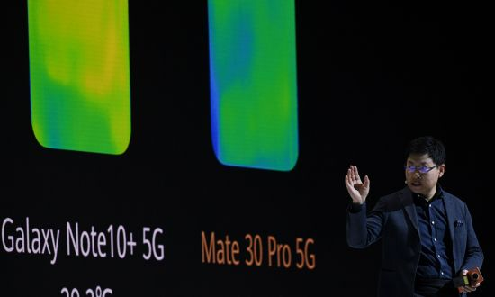 Huawei Unveils First Smartphones Without Google Apps, Owing to US Sanctions