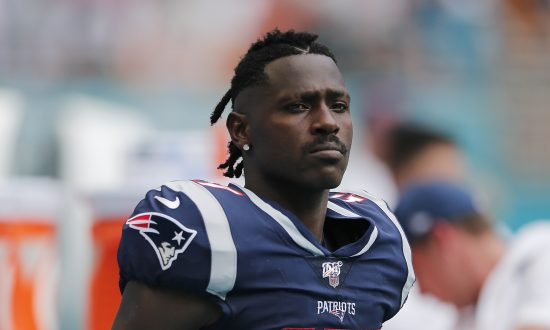Antonio Brown Released by the New England Patriots, Team Says