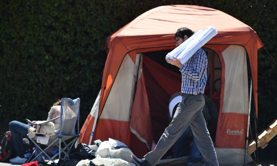 San Francisco Will Get Environmental Violation Notice Due to Trash From Homeless, Trump Says