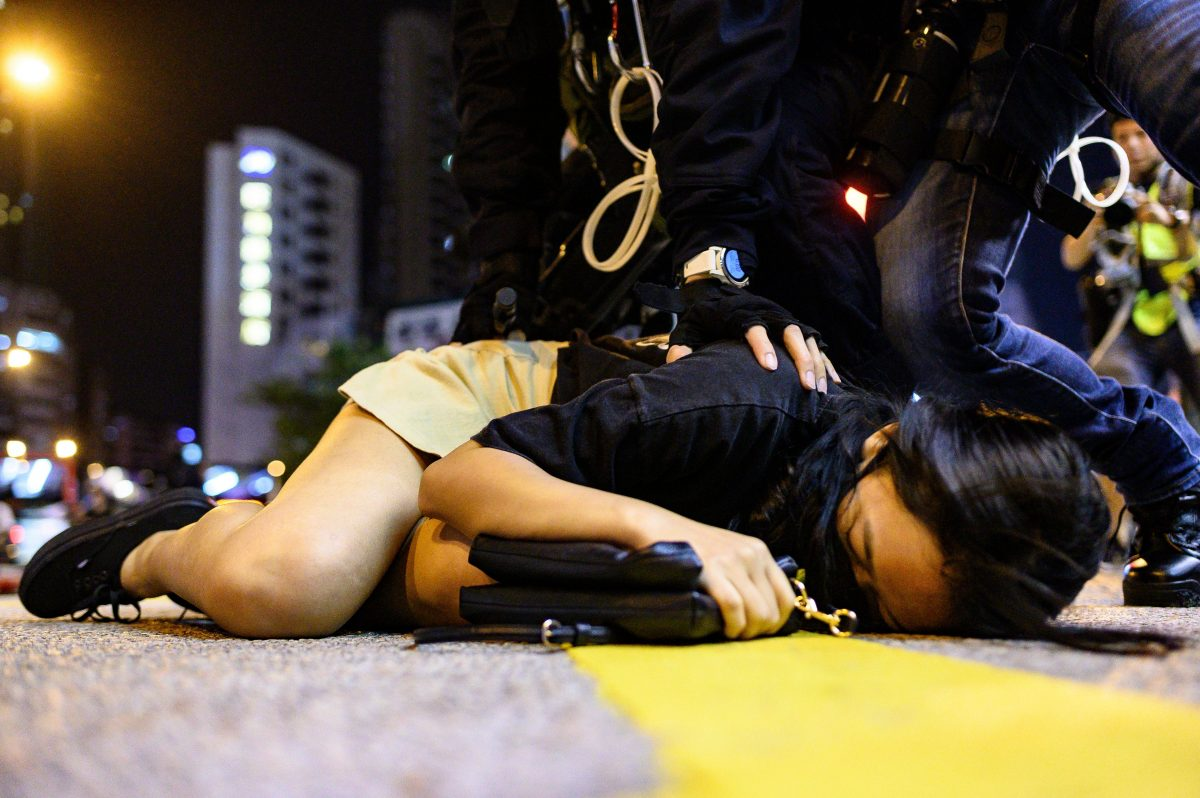 Amnesty Accuses Hong Kong Police of 'Brutal Beatings,' Torture