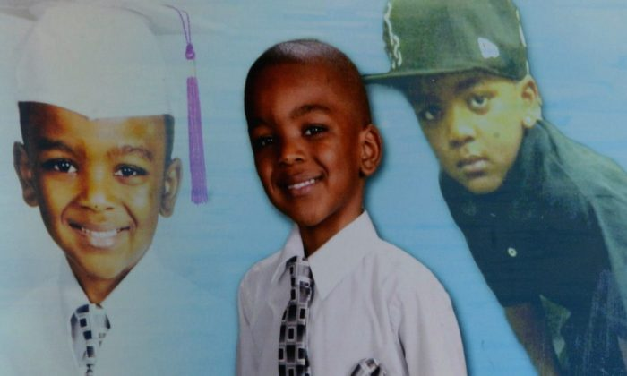 9-year-old Tyshawn Lee. (Brian Jackson/Chicago Sun-Times/File Photo via AP)