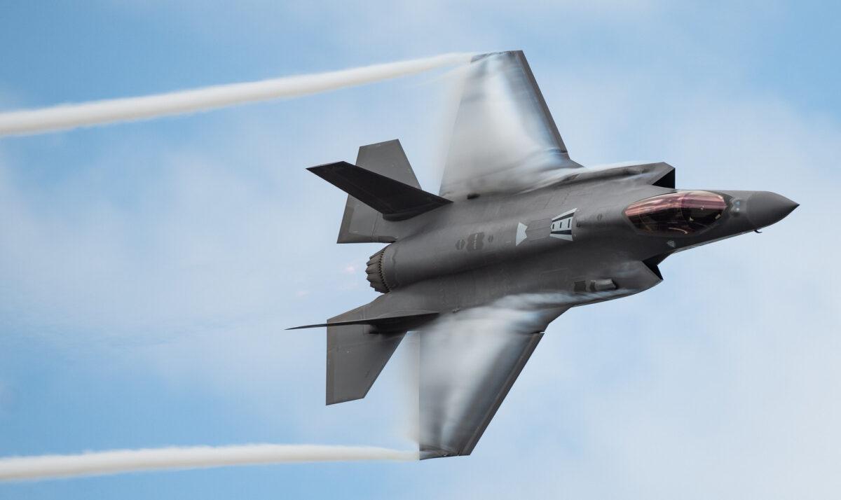F-35 Demonstration Team