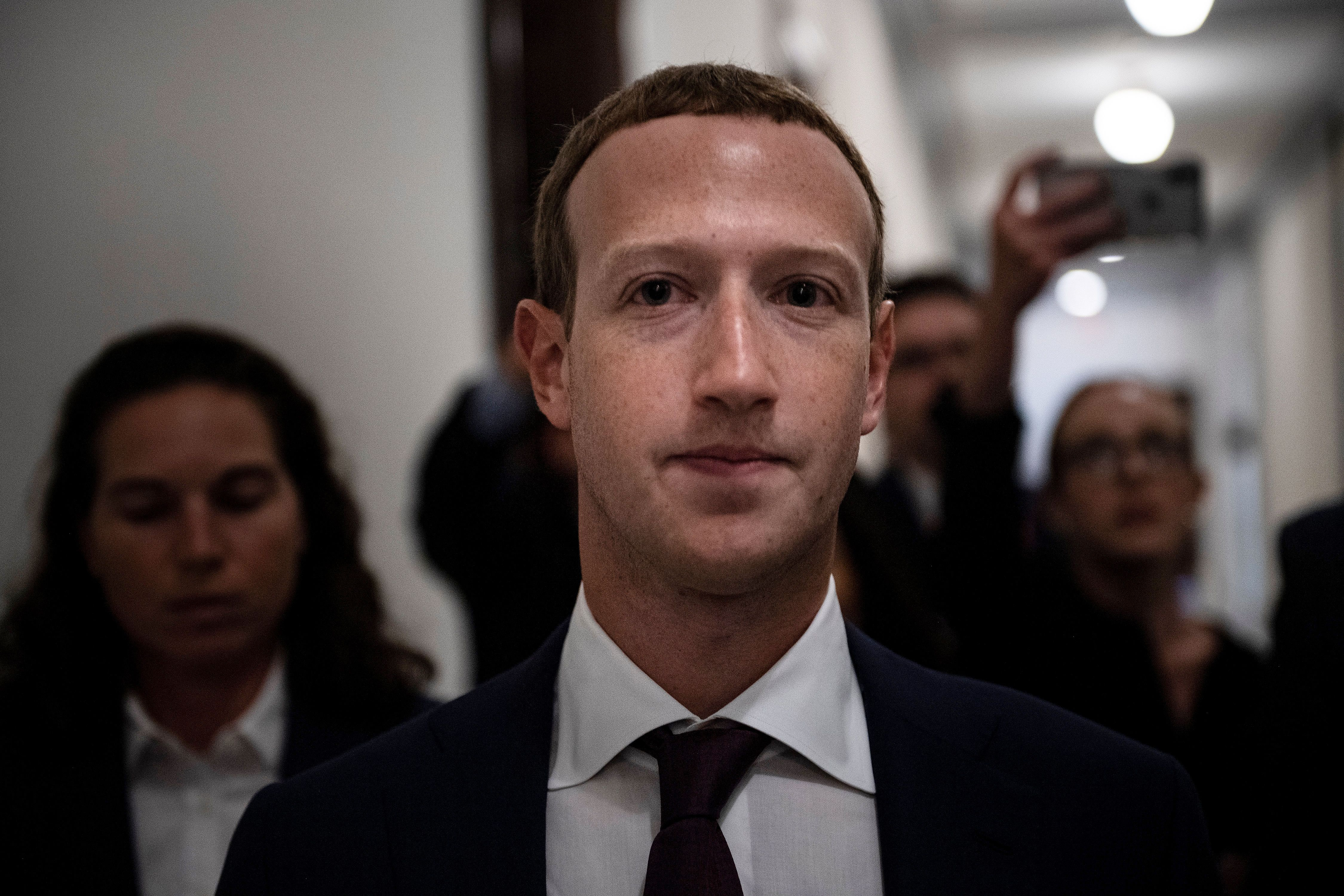Senator Hawley: Facebook CEO Admitted 'They Struggle With Bias'