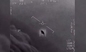 Pentagon Says 'UFO' Footage From US Navy Is Under Investigation