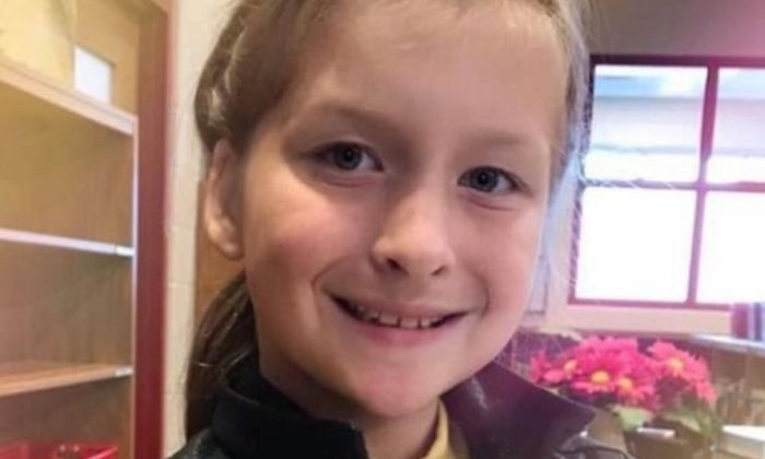 Charlene Sipes died after falling off the bike, according to local officials. Police said that the girl hit a curb and crashed her bike, reported WLKY. (GoFundMe)