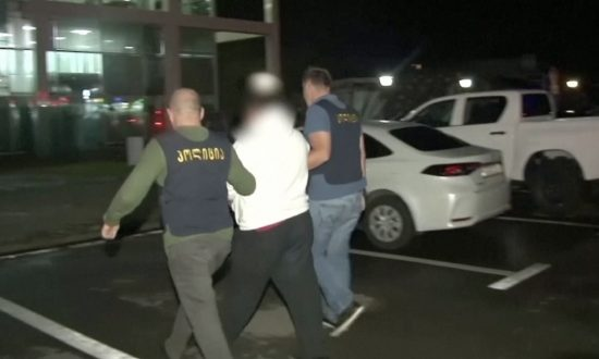 American, Australian Among 11 Arrested in Child Trafficking Bust in Georgia
