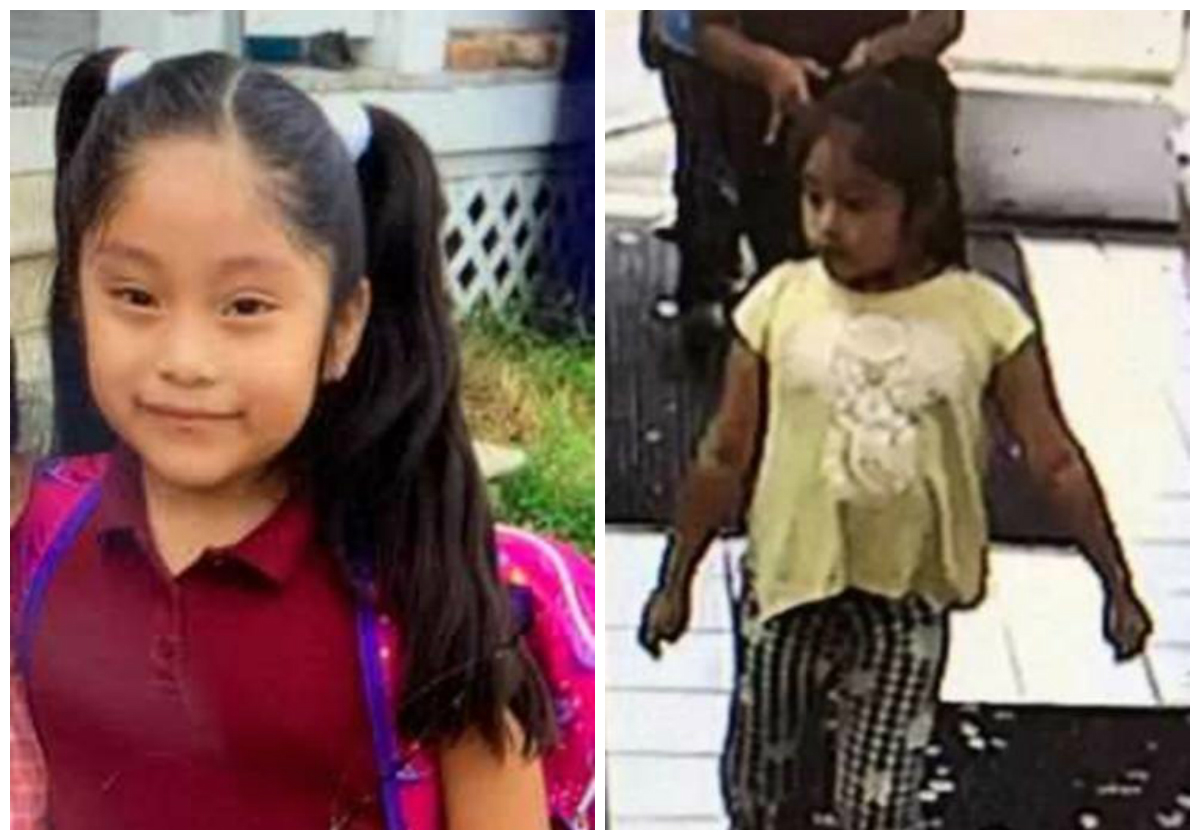 Sketch Released One Month After Abduction of 5-Year-Old Dulce Maria Alavez