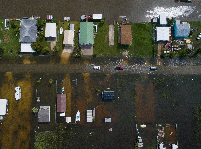 More Than 1,000 Rescues, Evacuations as Imelda Soaks Texas