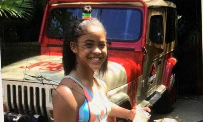 Makyla Harris, 11, has gone missing in Milwaukee, Wisconsin, authorities said on Sept. 20, 2019. (Milwaukee Police Department)