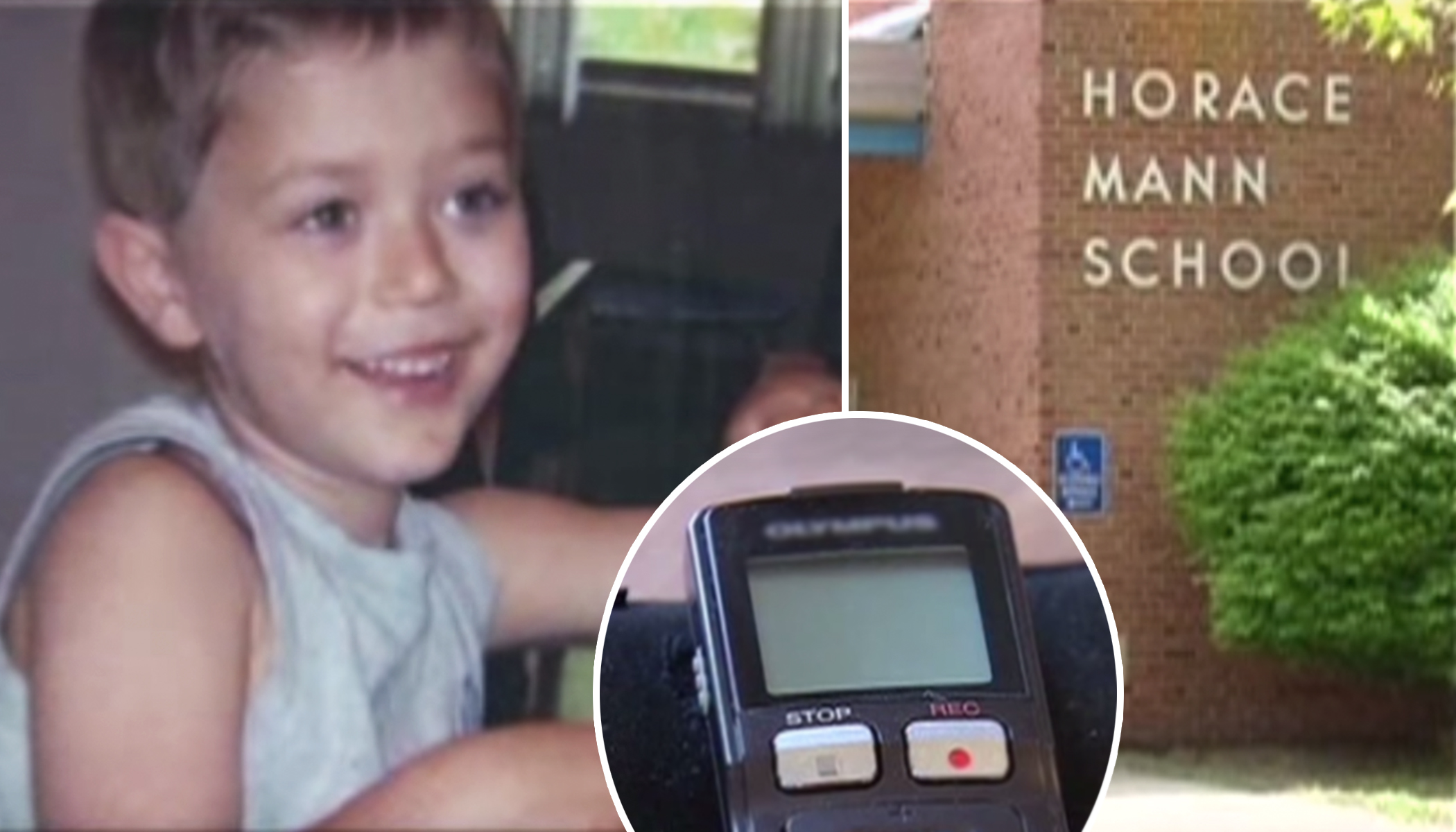 Dad Hides a Recorder in Autistic Son's Jacket, Tape Reveals Teachers Abused Him