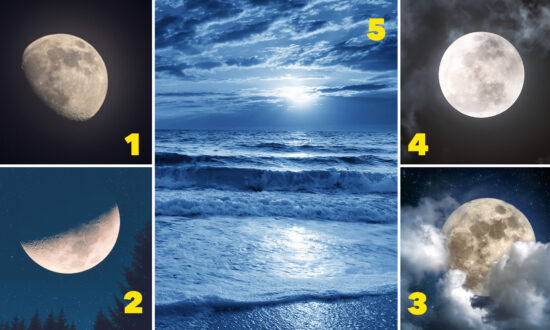 The Moon You Choose Will Reveal A lot About Your Personality