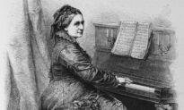 Admiring the Great Pianist Clara Schumann