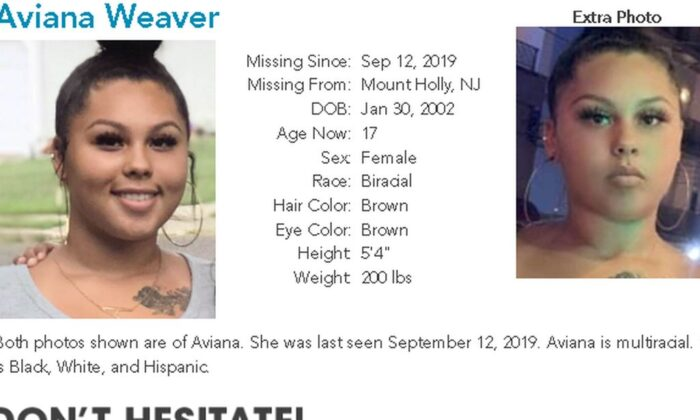 Missing New Jersey Teens Photos Appear On Sex Trafficking