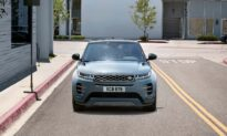 2020 Range Rover Evoque AWD First Edition