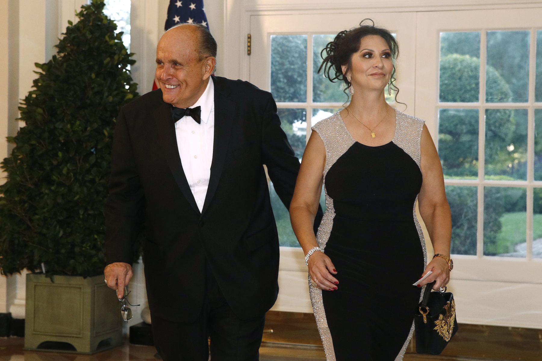 Rudy Giuliani, Maria Ryan