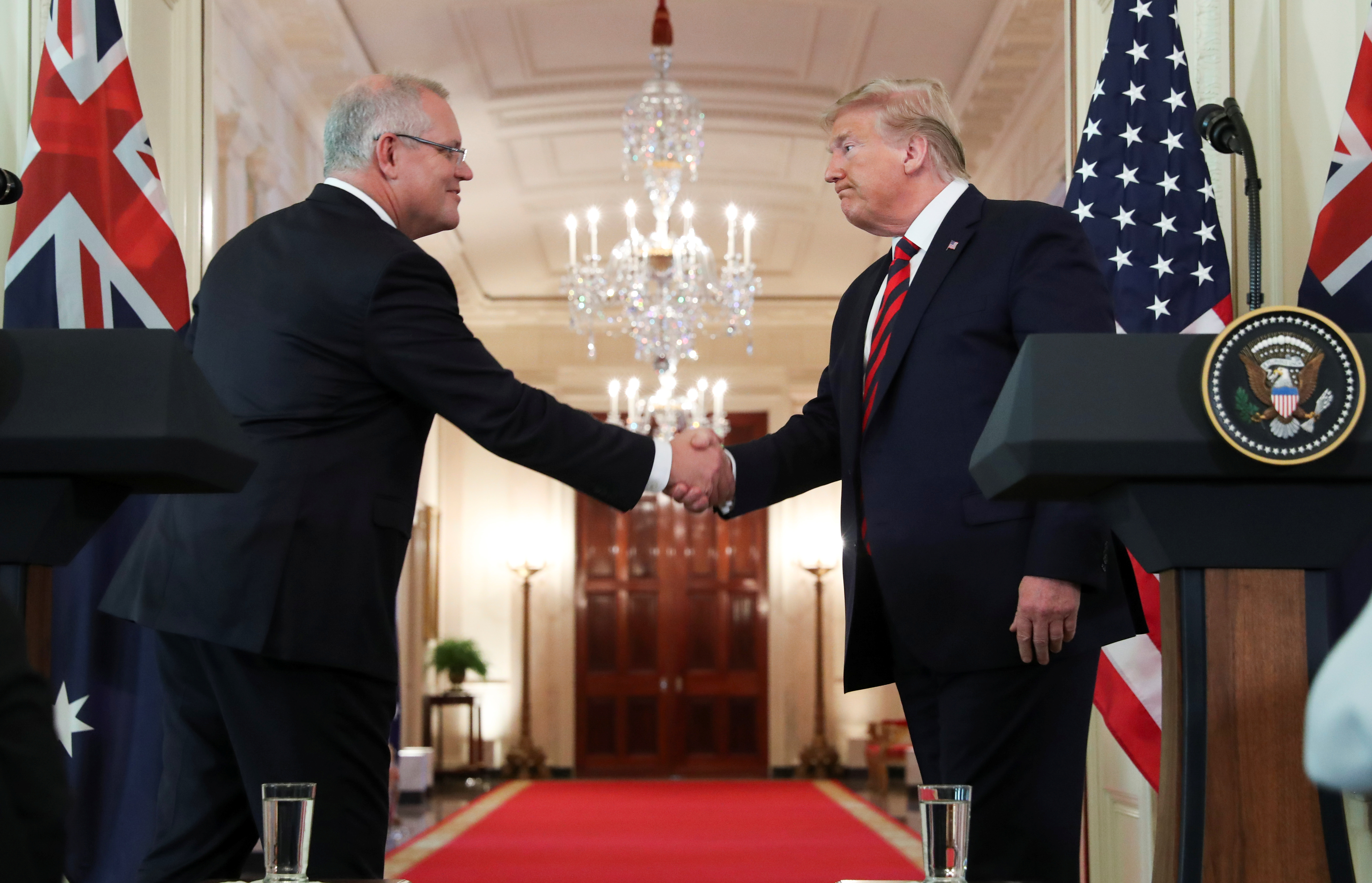 Australian PM Says All Nations to Benefit From a Fair US-China Trade Deal