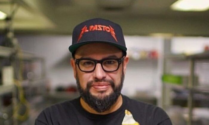 Celebrity chef Carl Ruiz, the owner of La Cubana restaurant who made frequent appearances on The Food Network, has died, the New York restaurant said. He was 44. (La Cubana/Instagram)
