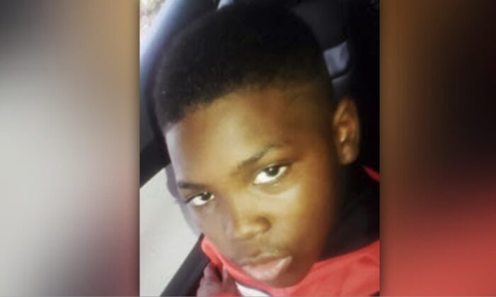 A missing child alert has been issued for Florida 10-year-old Samaj Major. (Florida Department of Law Enforcement)