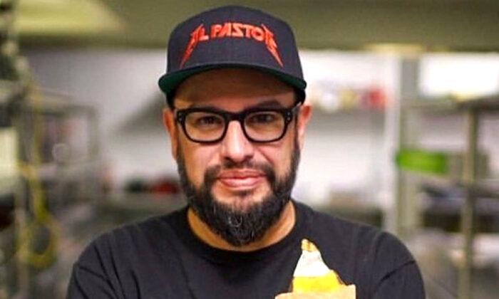 Celebrity chef Carl Ruiz. (Courtesy of La Cubana/Instagram)