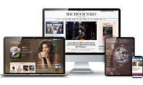 Epoch Times Launches Digital Subscriptions