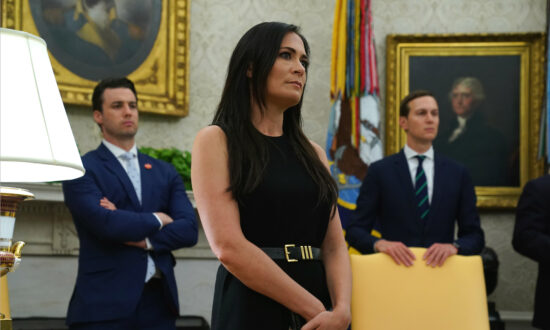 Grisham Steps Down as White House Press Secretary, Returns to First Lady's Office