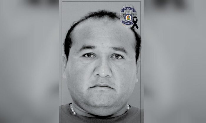 Jose Antonio Archi Yama in a police photo. (Quintana Roo Police)