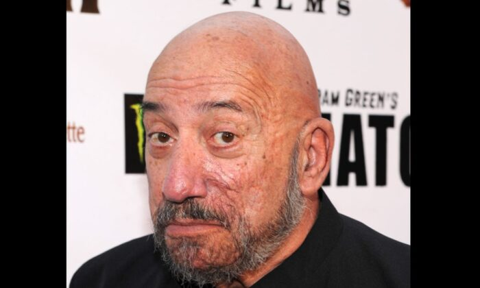 """Actor Sid Haig arrives at the premiere of Dark Sky Films' """"Hatchett II"""" at The Egyptian Theater in Hollywood, Calif. on Sept. 28, 2010. (Michael Buckner/Getty Images)"""