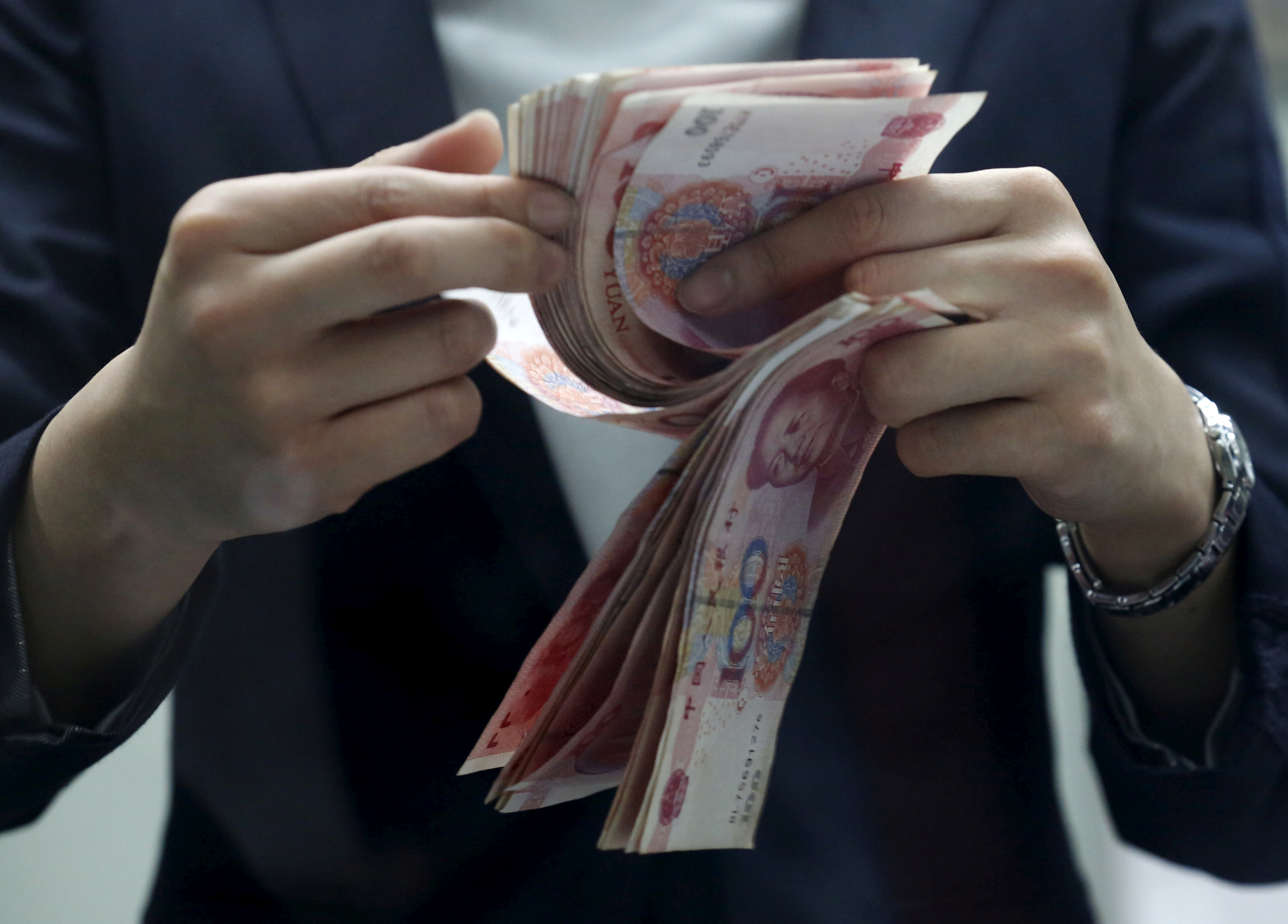 China Needs to Change Way It Finances Economy, Think Tank Says