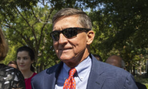 Flynn's Family Thanks Trump for 'Undoing a Hideous Wrong'