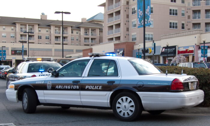 The Arlington County Police Department, Virginia. (Cliff [https://creativecommons.org/licenses/by/2.0/]/Flickr)