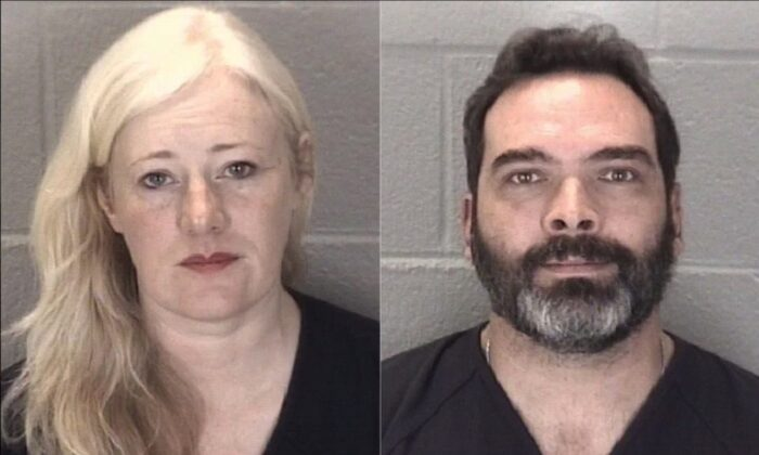 Prosecutors have filed neglect charges against the Indiana parents. (Tippecanoe County Jail)