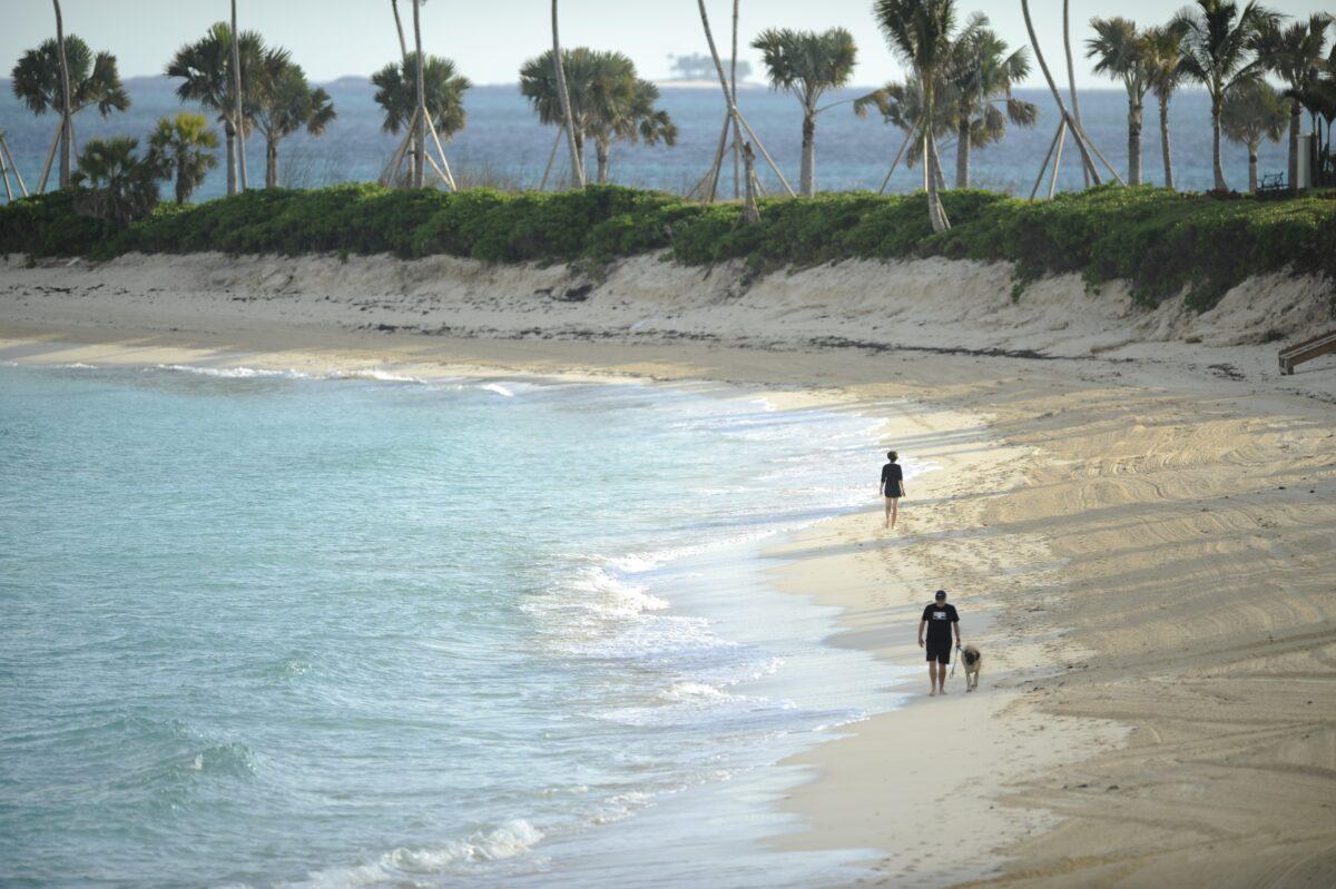 Beach, Nassau Paradise Island