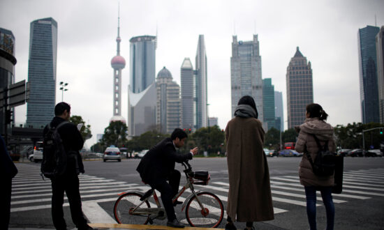 European Business Group Warns of China Economic Stagnation if SOEs Not Reined in