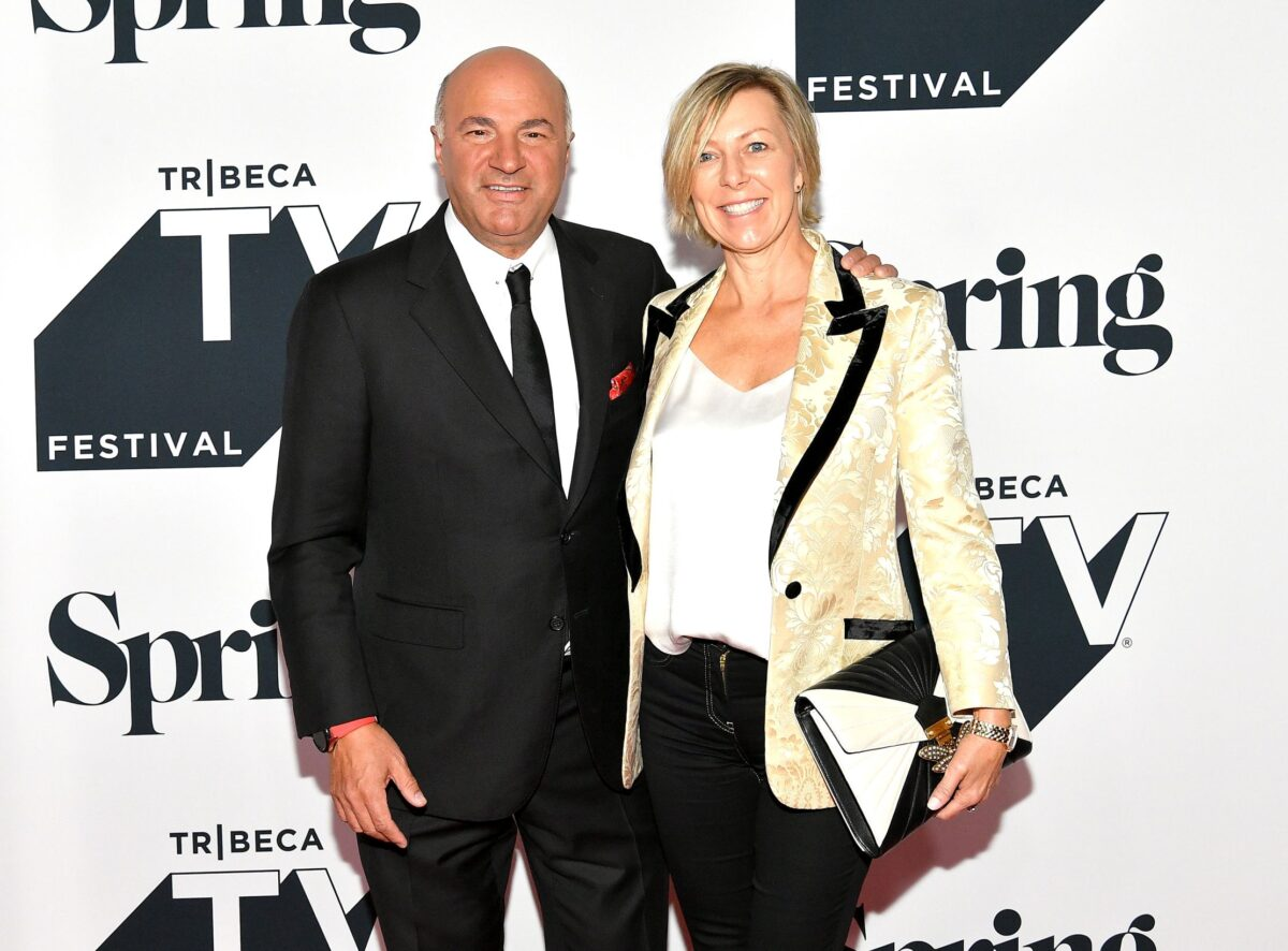 'Shark Tank' star Kevin O'Leary's wife charged in fatal crash