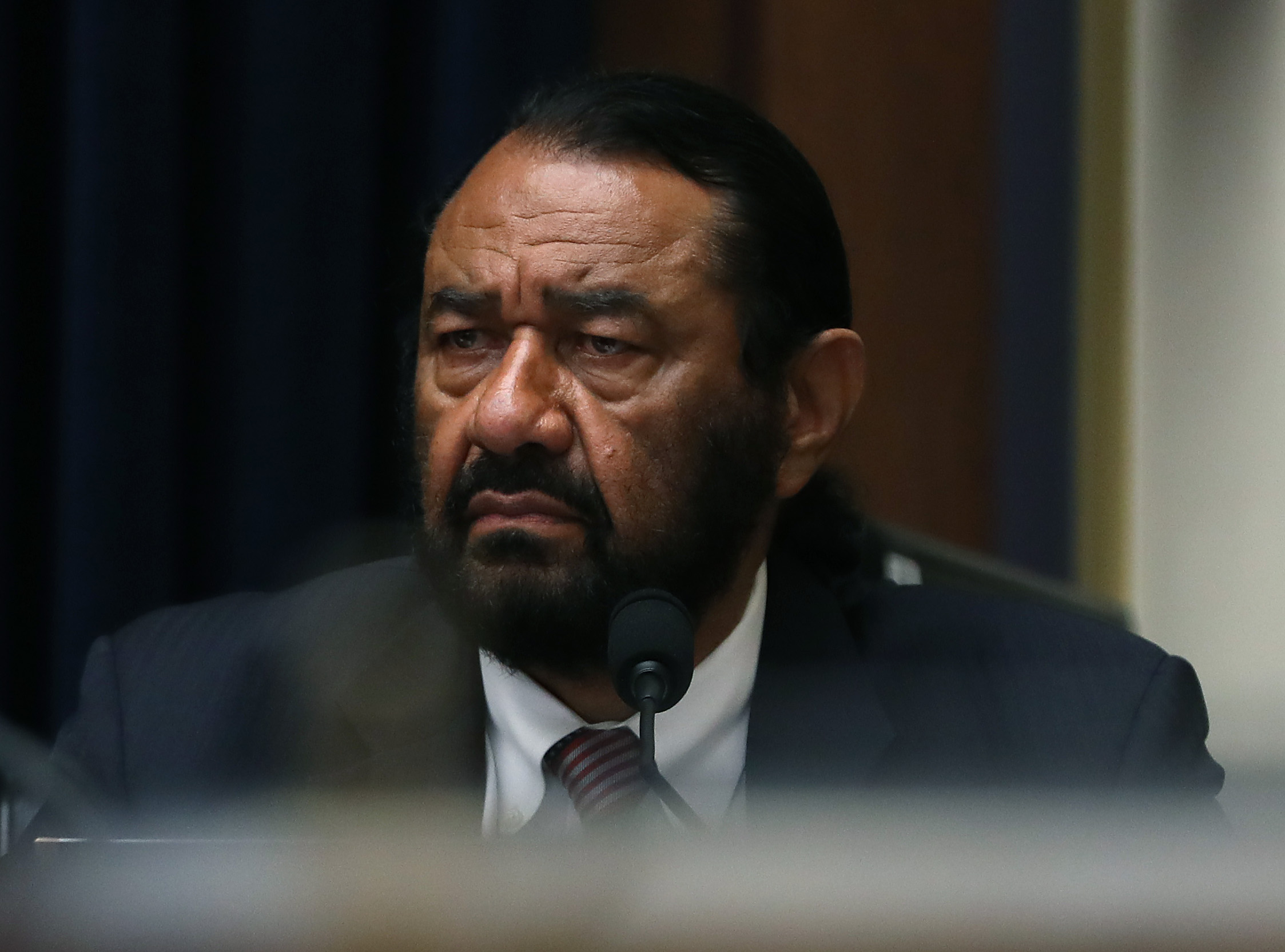 Rep. Al Green to Democrats: 'The Public Is Going to Turn on Us' If We Don't Impeach Trump