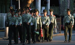 Beijing City on Lockdown in Preparation for 70th Anniversary of Communist Party Takeover