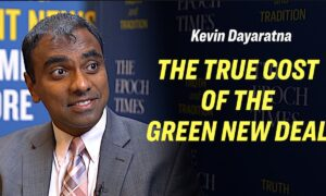 The New Green Deal Would Not Help the Environment